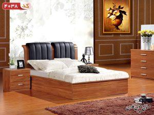 تخت خواب دو نفره کارن